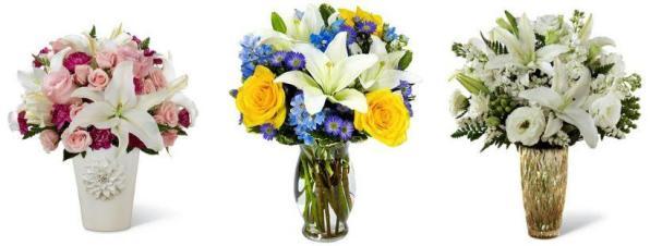 Какой цвет цветов дарят девушке - белый