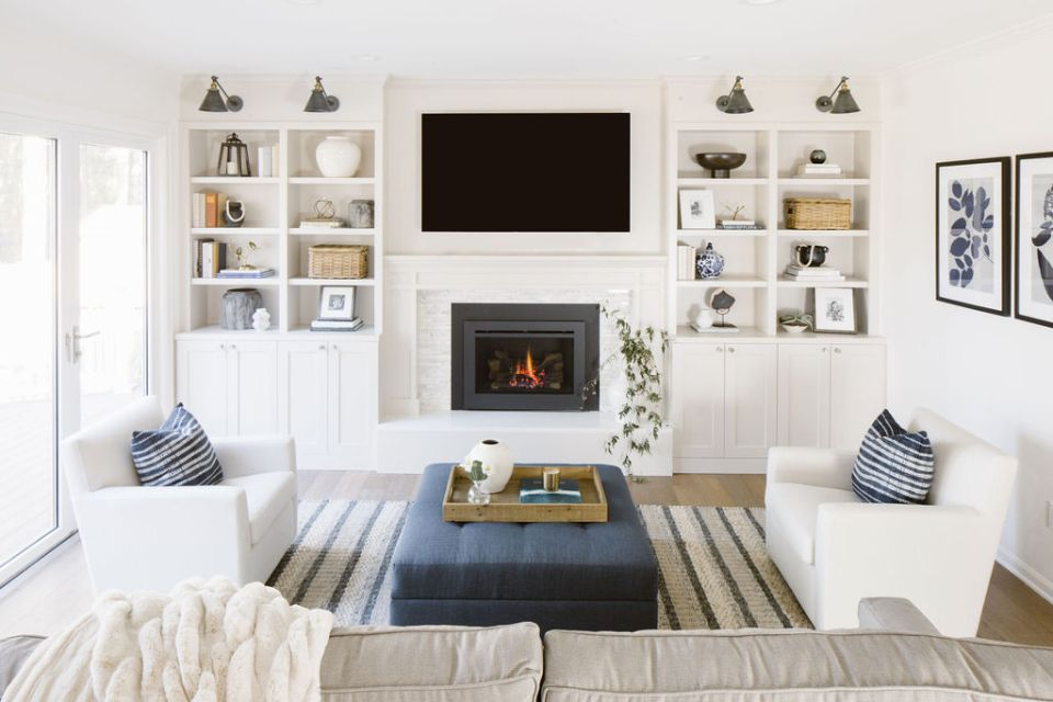the real cost of decorating your living room