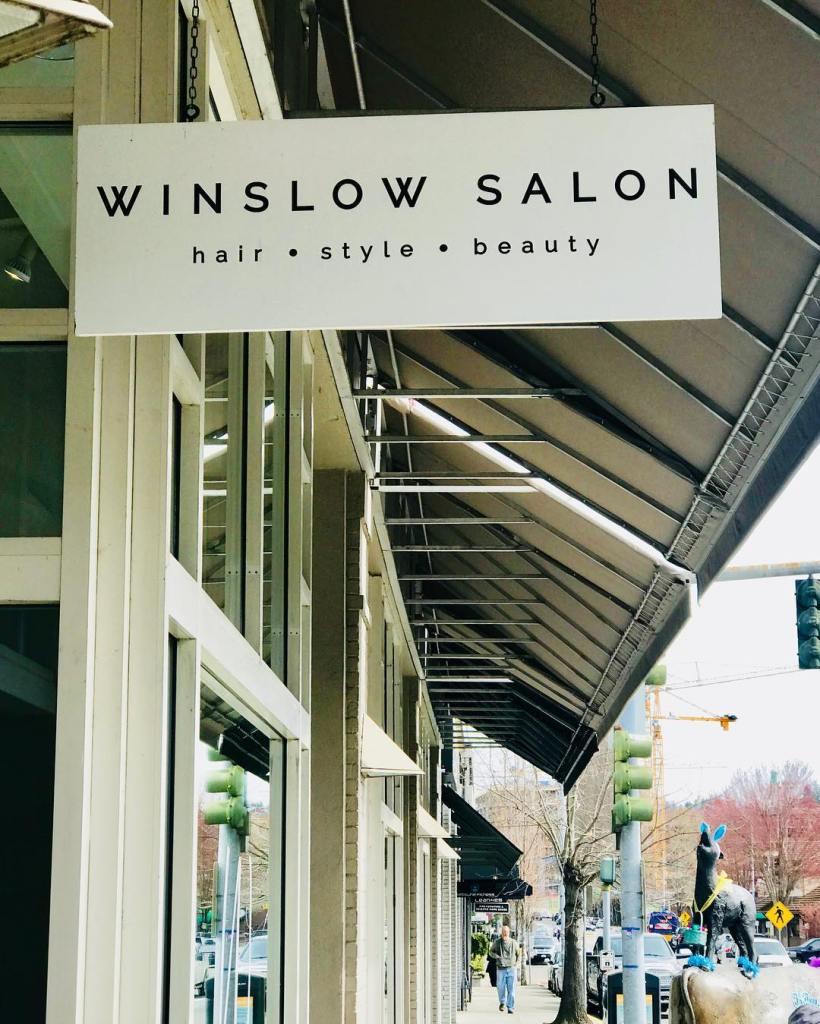 Winslow Salon Kirkland WA