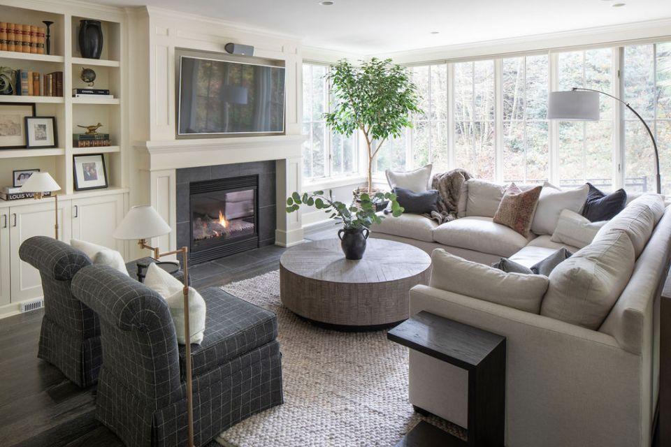 california coastal living room design