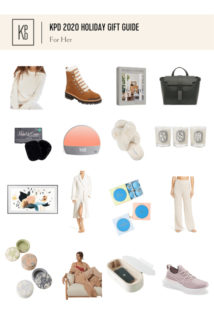 2020 holiday gift guide for her