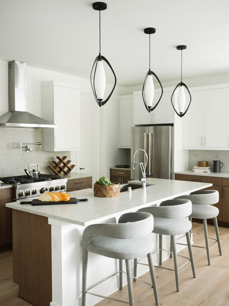 Trailside at Meadowdale Beach - the Trailside NW Modern Kitchen
