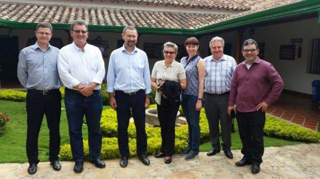 КФУ налаживает новые академические связи в Латинской Америке ,САЕ, ЭкоНефть, сотрудничество, UIS, Колумбия, нефтедобыча, нефтепереработка, ИГиНГТ, Химический институт