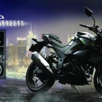 Spesifikasi: Motor Kawasaki Z250 2013 (Resmi Pabrikan) dan Spesifikasi Resmi Ninja 250R FI