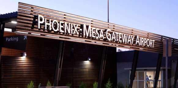 PhoenixMesa Gateway Airport lands 13B for local economy