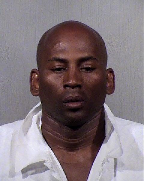 Ansar Muhammad (Source: Maricopa County Sheriff's Office)