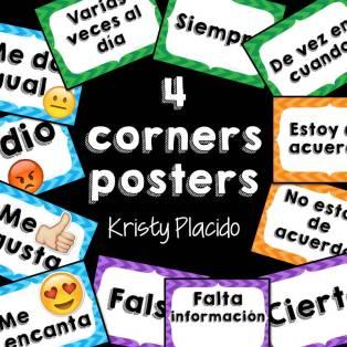 4 corners SQUARE COVER