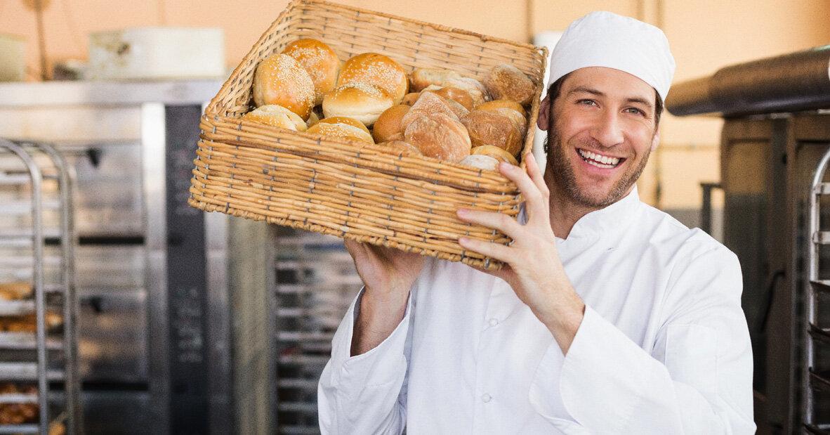 O padeiro que achou que para ter uma padaria só precisava saber fazer pães