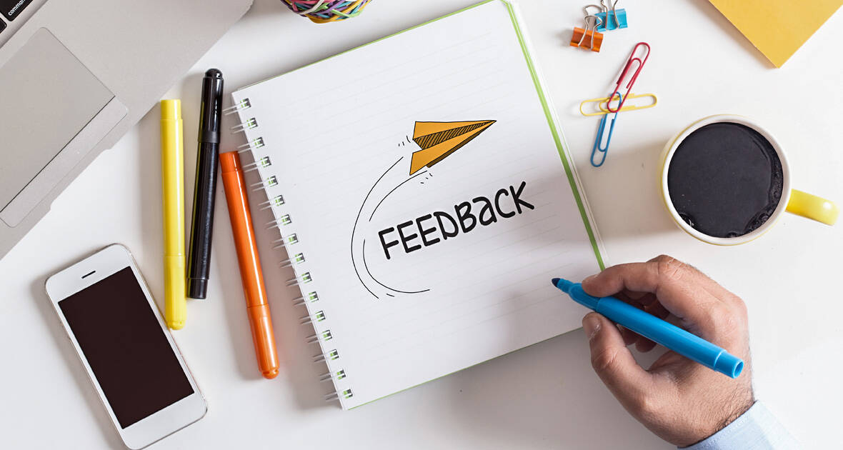 Como dar um feedback corretivo: Método passo a passo