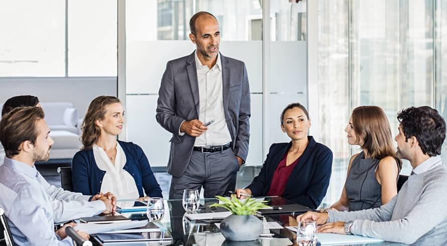 Como liderar uma equipe: 9 dicas para ter um time mais eficiente
