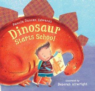 Dinosaur Starts School