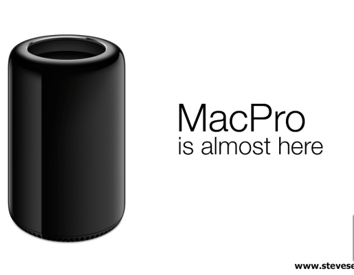 [Rumor] The new MacPro is almost here!