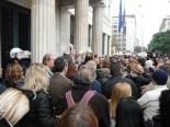 Demo mod offentlige fyringer 19. november 2012