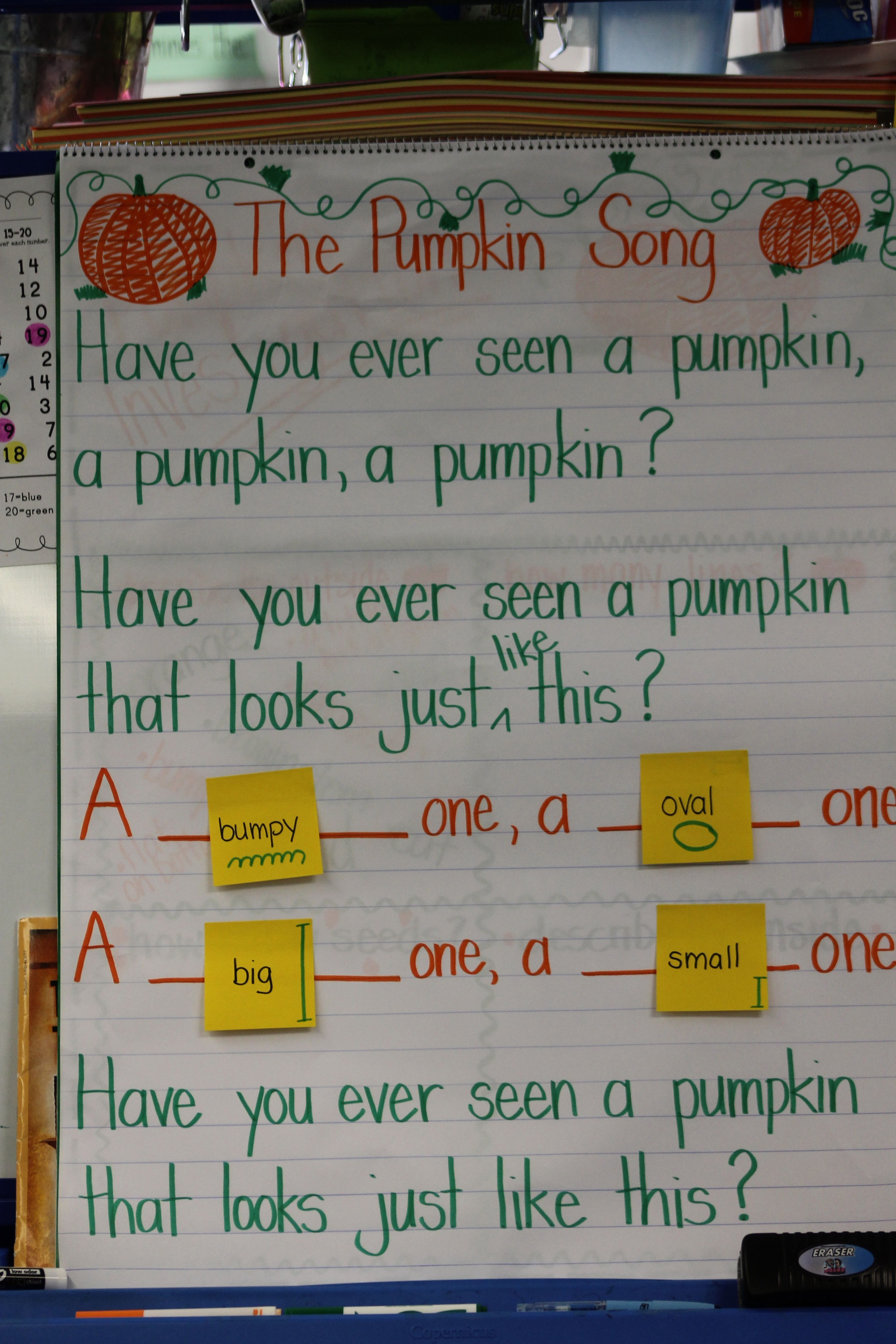 Pumpkin Investigation 2