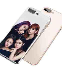 Coque iPhone Blackpink Kpop