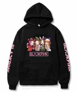 Sweat Blackpink Hanji™ Noir