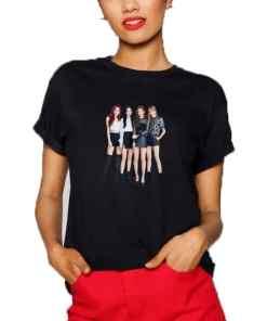 T-Shirt Blackpink kPop