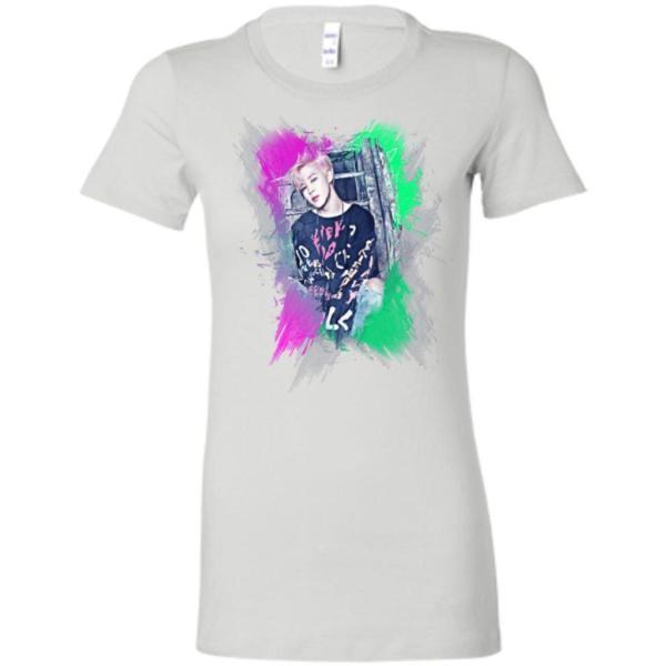 BTS Jimin Artist Ladies Favorite T-Shirt