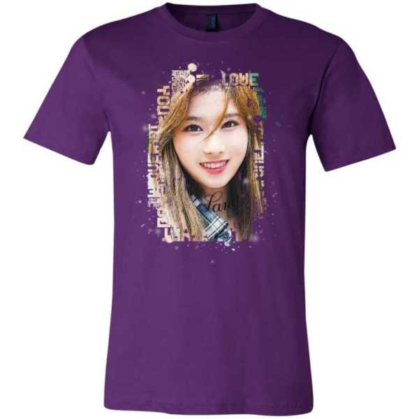 Twice Sana Unisex Jersey T-Shirt