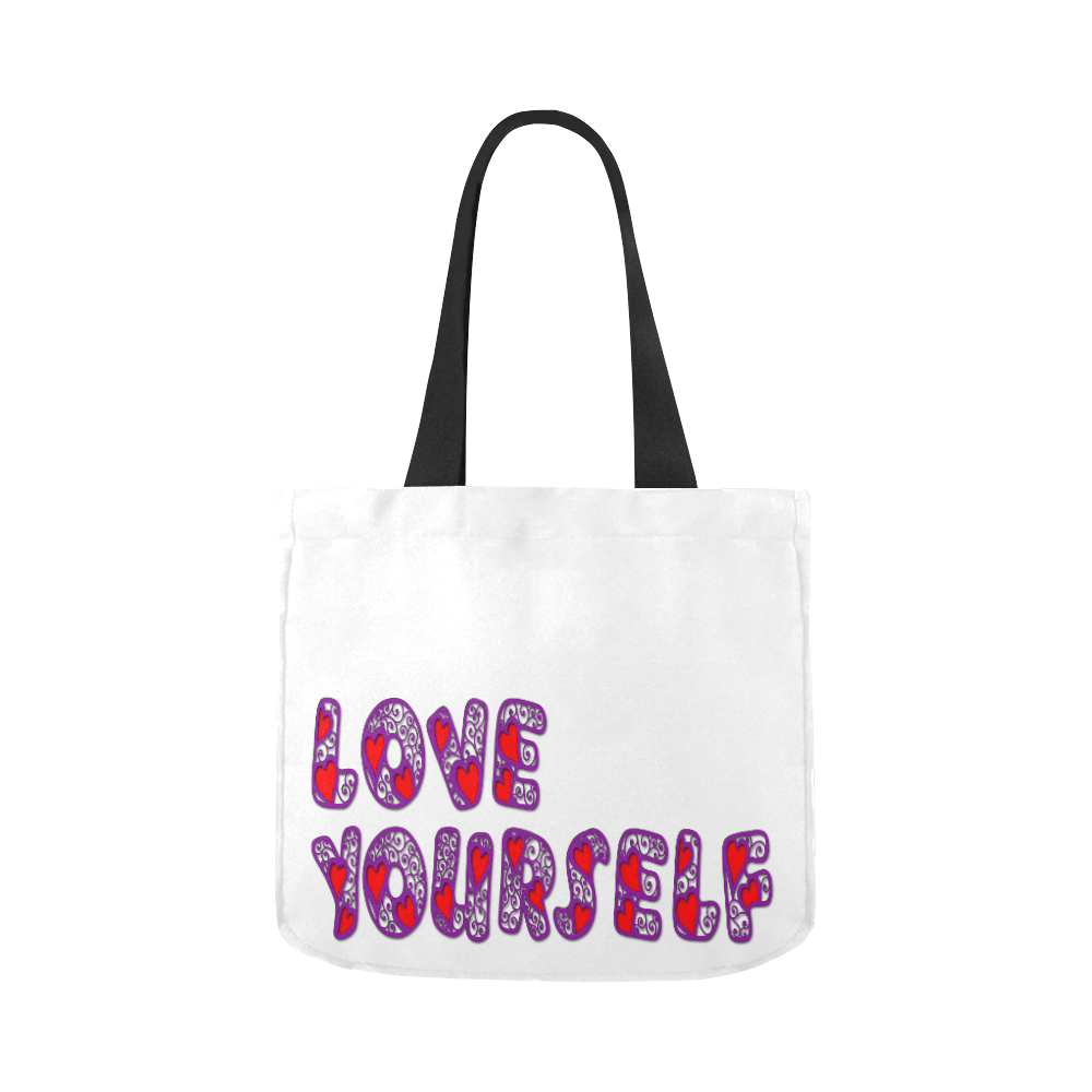 Love yourself tote