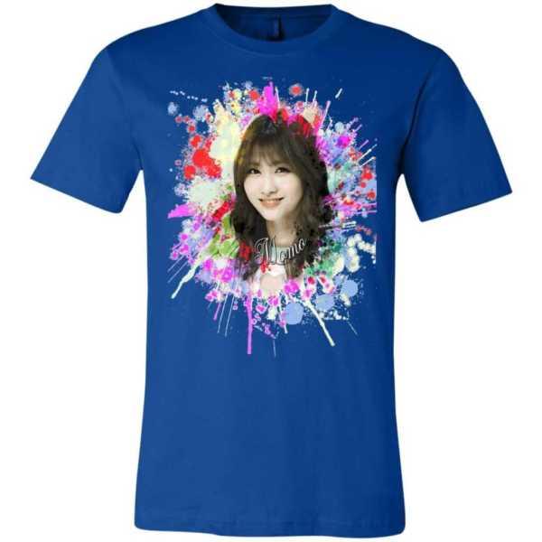 Twice Momo Unisex Jersey T-Shirt