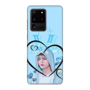 BTS Tae Samsung Mobile Cover