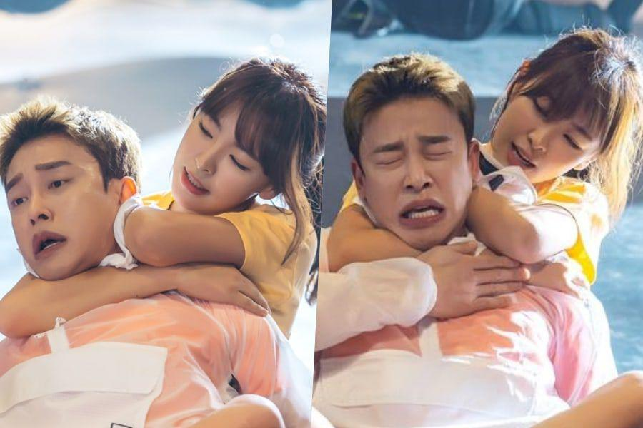 """Go Won Hee Shows Seol Jung Hwan Who's Boss In """"Revolutionary Sisters"""""""