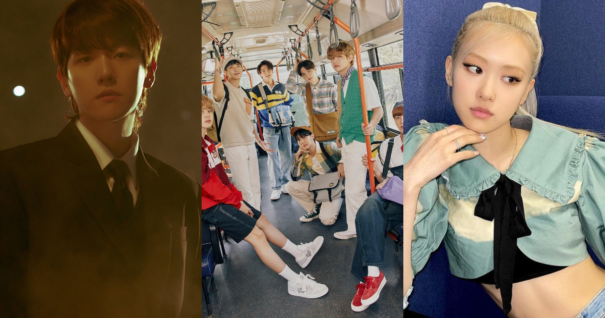 EXO Baekhyun, BTS, and More: These are the Best-Selling Albums of 2021 So Far