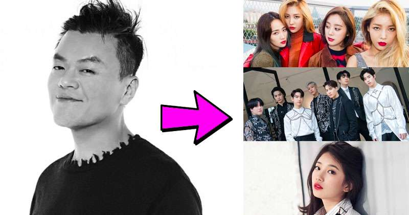 TMI News Unveils How Much Money J.Y. Park Lost Before Debuting Miss A, GOT7, TWICE, & More