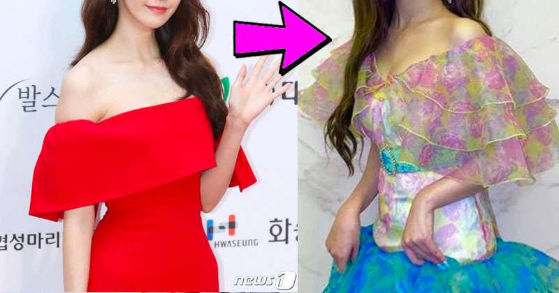 These Are 7 Female Idols Who Rock the Off-Shoulder Look, Based on Dispatch