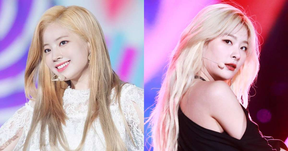 TOP 7 Female Idols Who Are Gorgeous With Blonde Hair