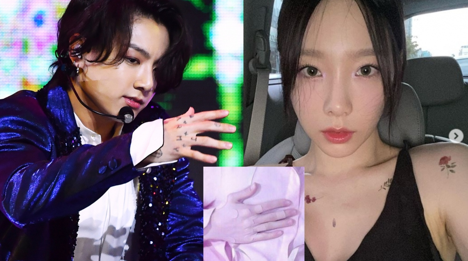 The Real Reason K-pop Idols' Tattoos are Covered During Music Broadcasts
