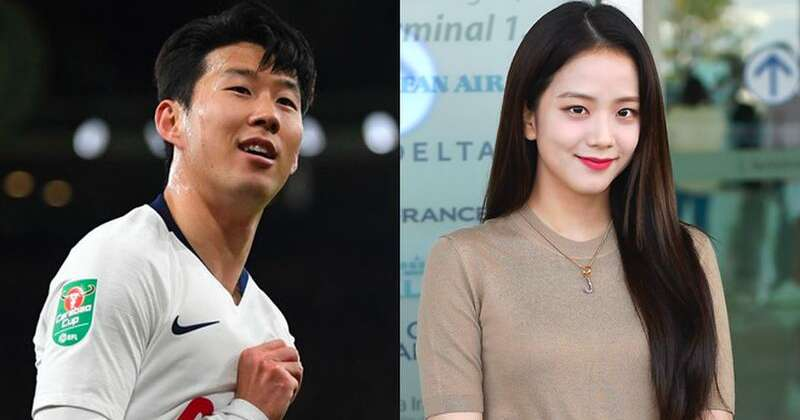 SBS News Reveals the Truth Behind BLACKPINK Jisoo and Football Player Son Heung Min's 'Couple Bracelet'