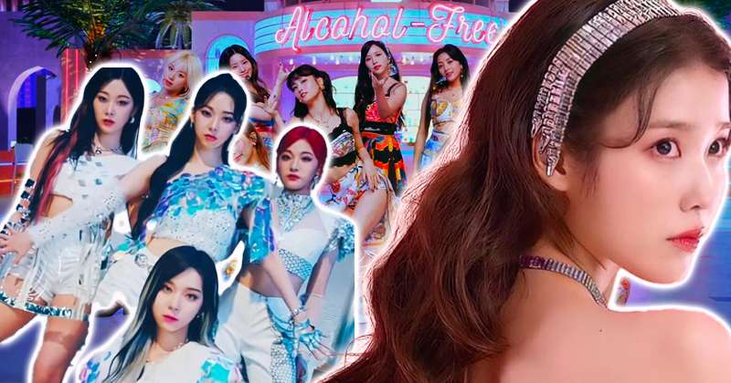 5+ Female K-Pop Idols Songs That Were Massive Hits in 2021