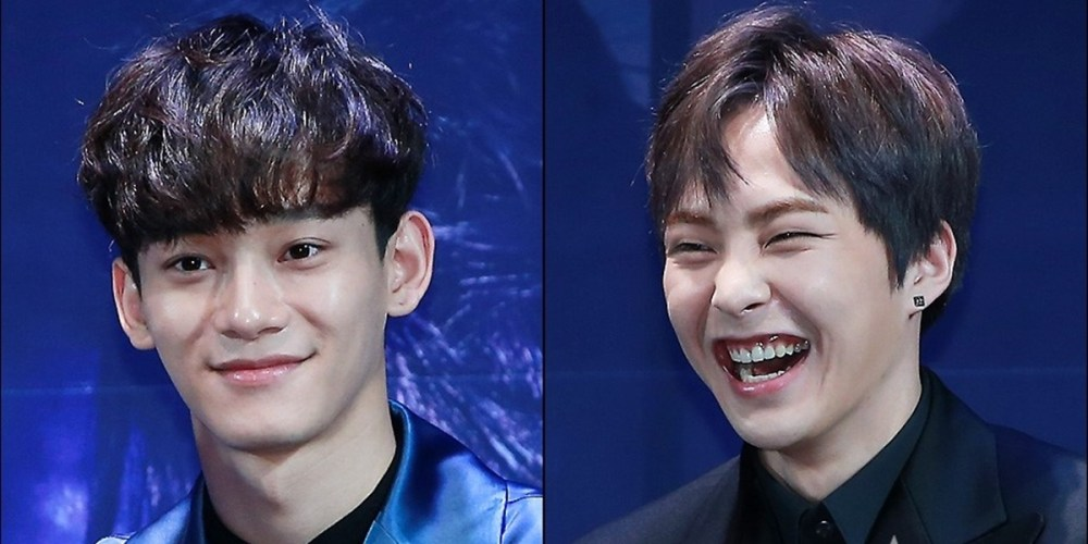 Chen dan Xiumin Ajak Jalan-jalan So Eul dan Da Eul di 'Superman Returns'