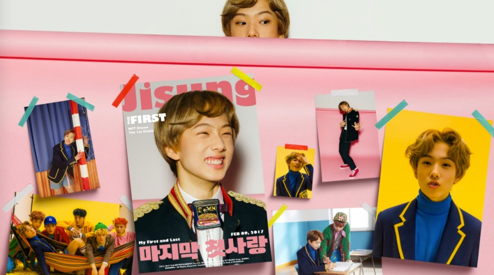 Giliran Jisung NCT Dream Pose Manis di Teaser 'My First and Last'