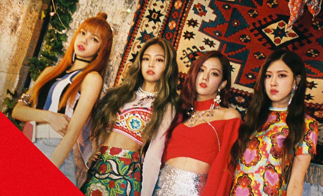 Black Pink Swag Banget di Teaser MV Comeback 'As If It Your Last'