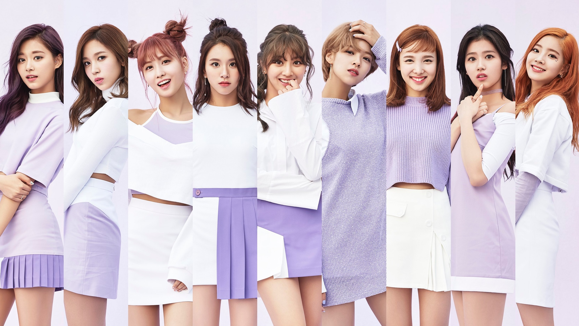 Twice Reveals Member Teaser Images For 'twicecoaster Lane
