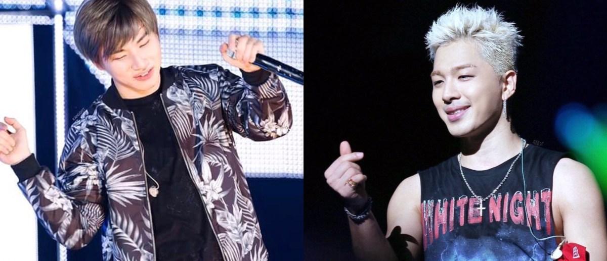 عضوا BIGBANG تايانغ و دايسونغ يبدوان بصحةٍ جيدة في صورهما من الخدمة العسكري!