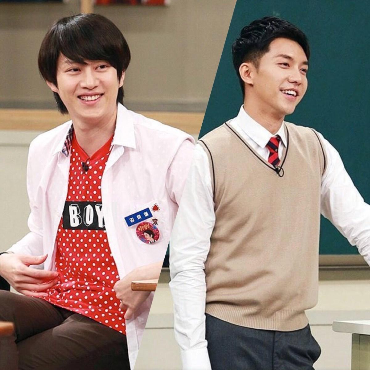 لي سونغ غي يكشف سِرًا من أسرار عضو Super Junior كيم هيتشول!