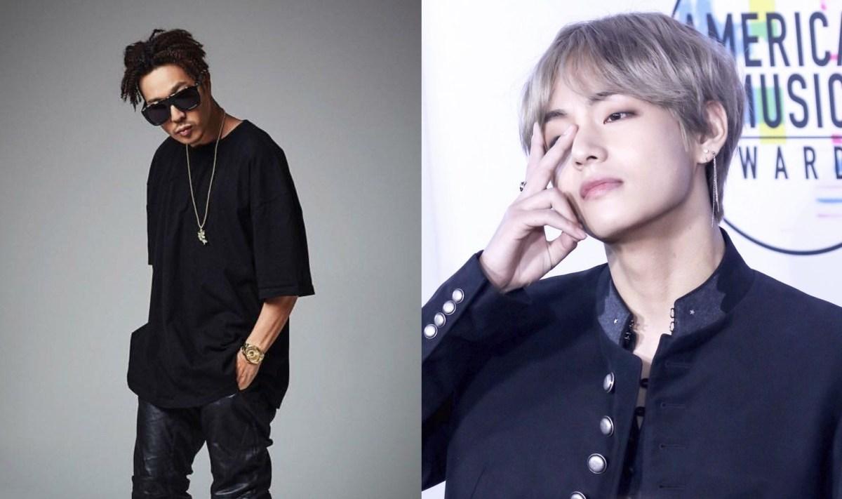 هاها يكشف عن سبب ذكر V من BTS في كلمات أغنيته الجديدة 'Dang Diggi Bang'