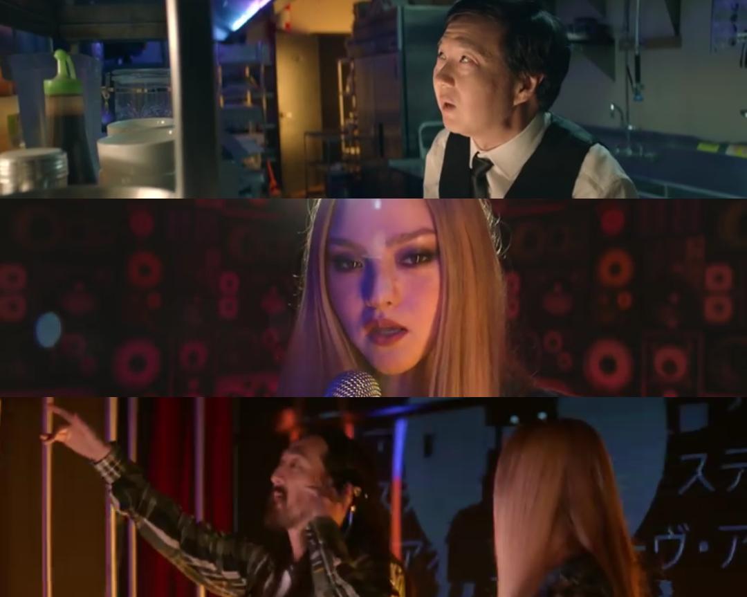 ستيف آوكي يصدر الفيديو الموسيقي لتعاونه مع BTS في أغنية 'Waste It On Me' + العديد من المشاهير يظهرون في الفيديو!