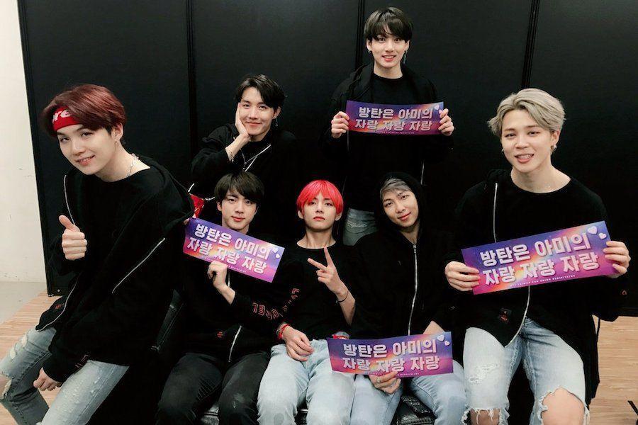 وكالة Big Hit تعلق على تعرض أعضاء BTS لحادث سير في تايوان