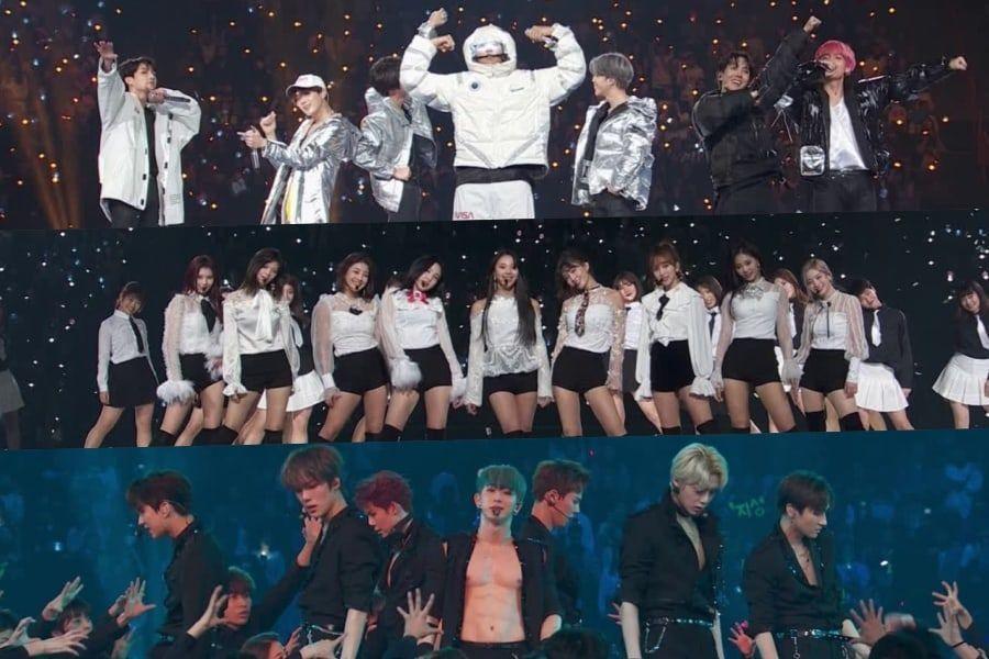أداءات حفل جوائز MAMA Fans' Choice 2018 المثيرة والساحرة في اليابان