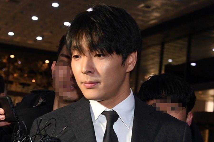 وكالة FNC تنهي عقدها مع تشوي جونغ هون