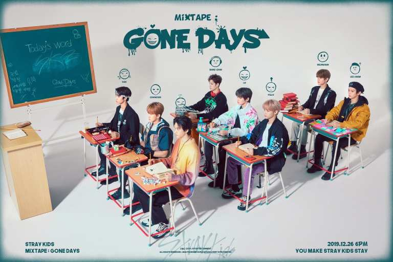 Stray Kids: Gone Days MV(?)