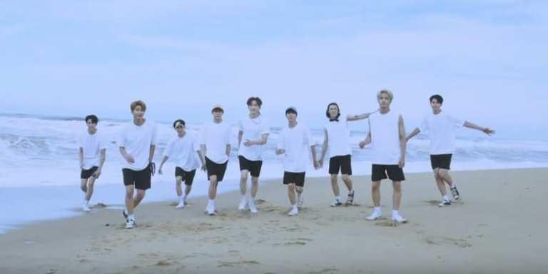 GreatGuys – IN SUMMER MV