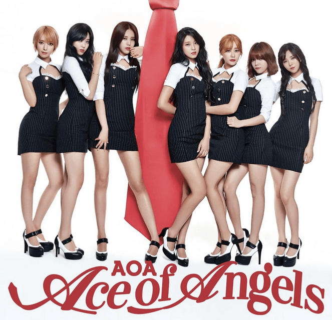 AOA, kpop, Girls Band, members-profile