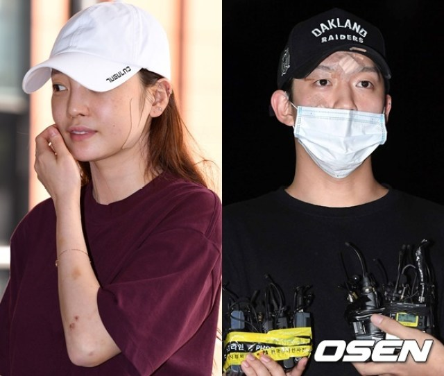 Previously Goo Hara And Her Ex Boyfriend Became The Talk Of The Town When The Two Alerted The Media The Public And The Police About The Violent Encounter