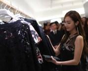 Jessica Jung PAP Rack